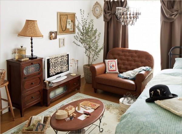 一人暮らし 家具 配置 8畳