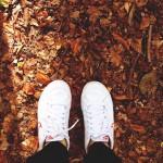 白い靴 汚れ