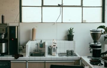 一人暮らしのキッチン掃除
