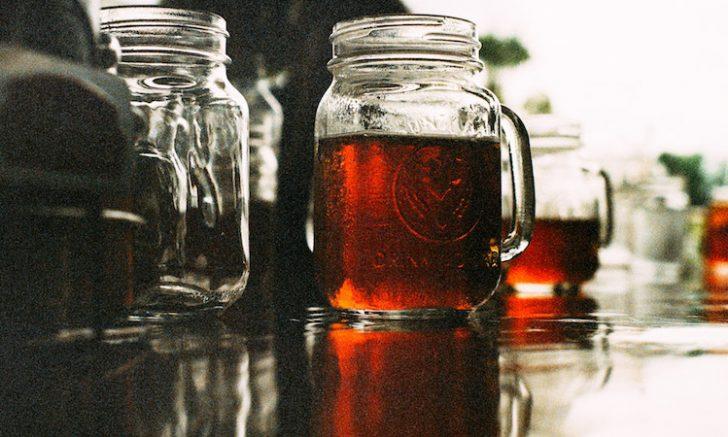 黒糖梅酒の作り方