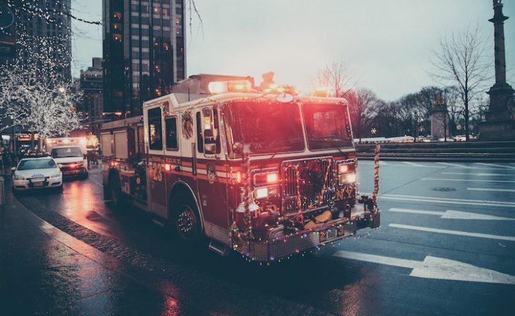 一人暮らしの救急車